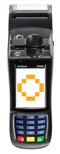 H5000 Touch Verifone