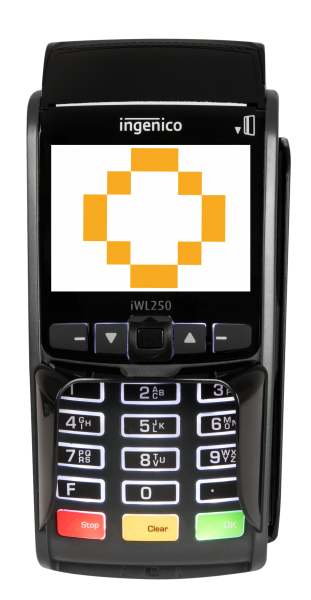iWL250 Bluetooth Ingenico